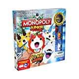 MONOPOLY B64941020 Junior Yo-kai Watch Edition Toy by Monopoly