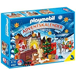 Playmobil - 4161 Advent Calendar Post Office