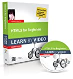 img - for HTML5 for Beginners: Learn by Video book / textbook / text book