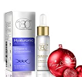 Deal of the Day - 180 Cosmetics Hyaluronic Acid and Vitamin C - Best facial serum in health and beauty - Reduce wrinkles - Forget botox cosmetic procedures - Our hyaluronic serum is one of the most powerful anti aging products available, 0.5 oz / 15 ml. - Cyber Monday Sale 2015