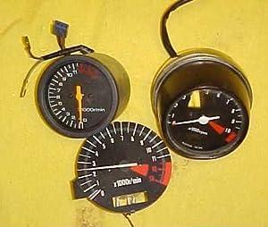 1981 Suzuki GS 850 GL Tachometer