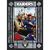 Oakland Raiders Art Glass Frame at Amazon.com
