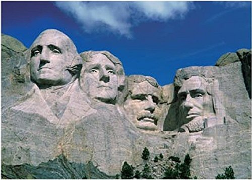 Tomax Mount Rushmore National Monument, USA 2000 Piece Jigsaw Puzzle (Mount Rushmore Model compare prices)