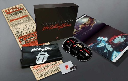 Rolling Stones - Ladies & Gentlemen (New Deluxe - 3DVD) [2010] [NTSC]