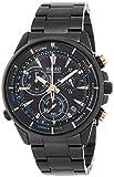 [ワイアード]WIRED 腕時計 WIRED THE BLUE 「WATER BLUE」 CHRONOGRAPH MODEL AGAW440 メンズ