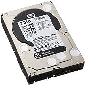 Amazon.com: Western Digital 3 TB SATA III 7200 RPM 64 MB Cache Bulk/OEM Desktop Hard Drive, Black, WD3003FZEX: Computers & Accessories