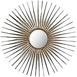 Safavieh Home Collection Shanira Mirror, Gold