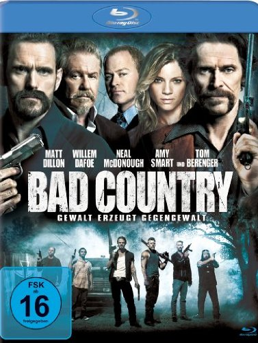 Bad Country (inkl. Digital Ultraviolet) [Blu-ray]