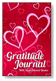 Pink Hearts Galore Gratitude Journal