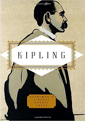 Kipling: Poems (Everyman's Library Pocket Poets)