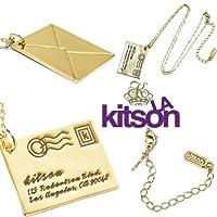[キットソン]Kitson ネックレス MAIL gold KN0033 アクセサリー 並行輸入品
