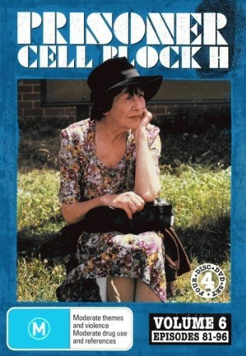 Prisoner: Cell Block H - Vol. 6 (Ep. 81-96) - 4-DVD Set ( Caged Women ) ( Women Behind Bars ) by Alan Hopgood