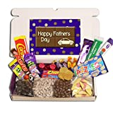 Fathers Day Retro Chocolate Novelties Gift Box