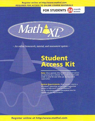 Mathxl