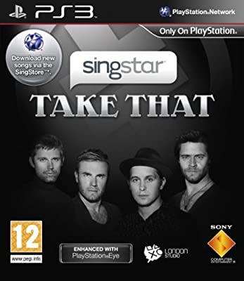 Singstar: Take That by Sony