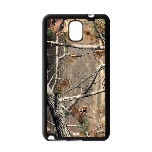 Fantasy Camouflage Camo Tree Samsung Galaxy Note 3 Case Cover Tpu