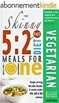 The Skinny 5:2 Fast Diet Vegetarian M...