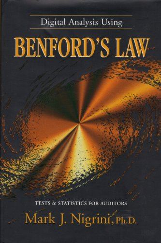 Digital Analysis Using Benford's Law: Tests & Statistics for Auditors
