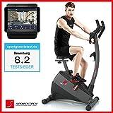 Sportstech Ergometer EX500 mit Smartphone App Steuerung +...