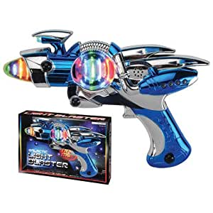 Galactic Light Blaster (Colors May Vary)