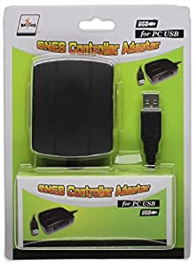 SNES Controller to Adapter for PC USB