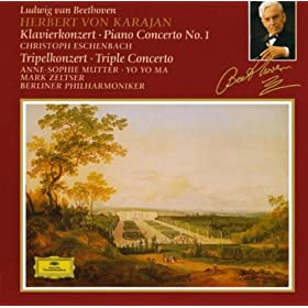 Beethoven: Concerto For Piano, Violin, And Cello In C, Op.56 - 1. Allegro
