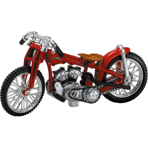 New Ray 1933 Indian Scout Replica Motorcycle Toy - 1:32 Scale