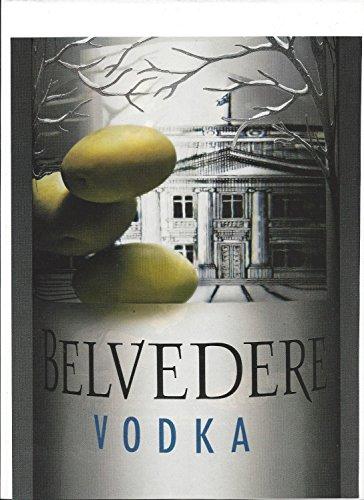 print-ad-for-belvedere-vodka-bottle-apples-close-up-print-ad