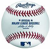 Rawlings(ローリングス) MLB公式試合球 ROMLB