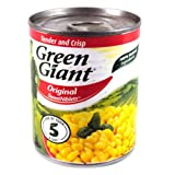 Green Giant Niblets Original Sweetcorn 198g