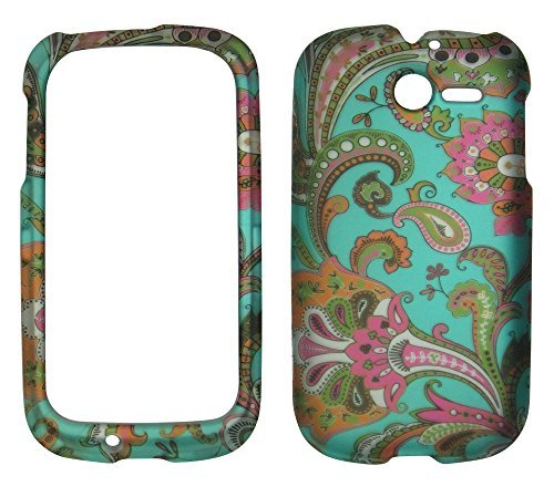 2d-blau-paisley-huawei-ascend-y-m866-tracfone-us-cellular-schutzhulle-hard-case-snap-on-cover-gummie