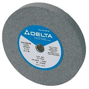 Amazon Com Delta 23 684 6 Inch Bench Grinder Wheel 60