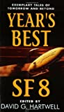 Year's Best Science Fiction (006106453X) by Hartwell, David G.