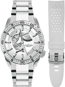 Jacques Lemans Men's 1-1584M Liverpool GMT Sport Analog GMT Watch