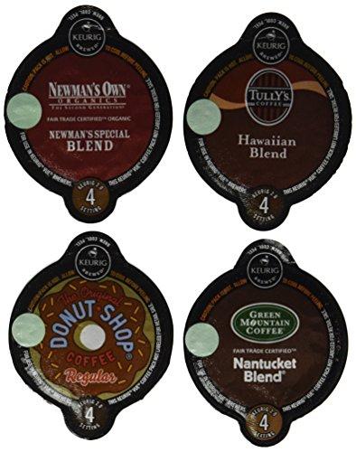 Variety Pack Medium Roast Coffee Keurig Vue Portion Packs, 40 Count (Keurig Vue Cup Donut Shop compare prices)