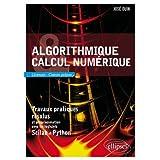 Algorithmique et Calcul Numérique Travaux Pratiques Résolus et Programmation avec les Logiciels Scilab et Phython...