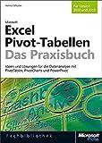 Microsoft Excel Pivot-Tabellen - Das Praxisbuch: Ideen und Lösungen für