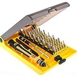 Kit de herramientas professionales de tornillo de hardware 45 -en-1