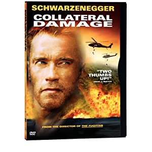 Click to buy Arnold Schwarzenegger Movies: Collateral Damage from Amazon!