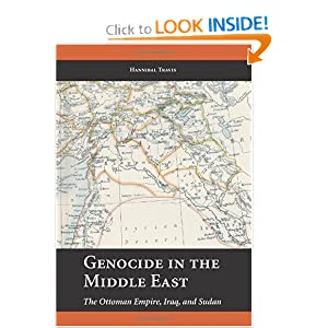 """Genocide in the Middle East ..."" Source: amazon.com"