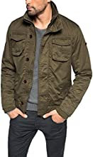 ESPRIT Men's Mao Long Sleeve Jacket