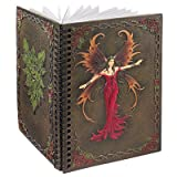 Design Toscano CL56043 Elfin Fairy's Sacred Wisdom Hardcover Sprial Photo Album