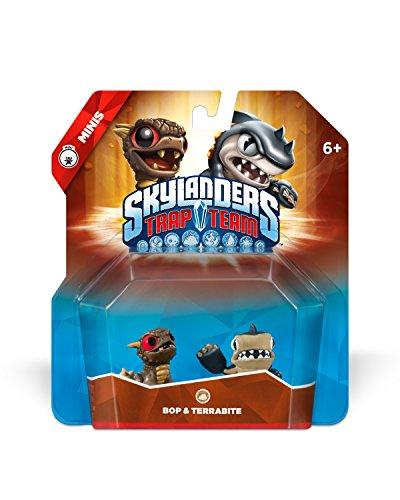 Skylanders Trap Team: Bop & Terrabite - Mini Character 2 Pack