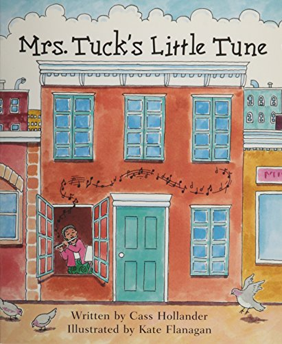READY READERS, STAGE 3, BOOK 23, MRS. TUCK'S LITTLE TUNE, SINGLE