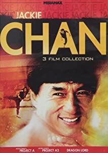 Jackie Chan 3-Film Collection V.1