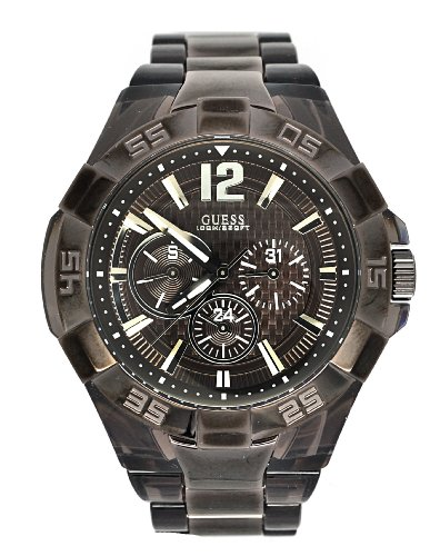 Guess Mens Watch - U0042G2 Brown