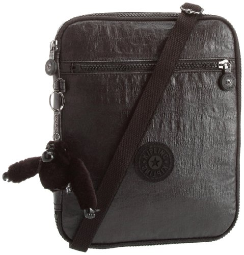 Kipling Women's Digi Touch Computer Bag Lacker Black K12770952