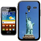 Statue Of Liberty New York USA Hard Case Clip On Back Cover For Samsung Galaxy ACE 2 i8160