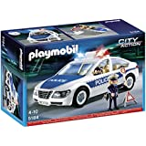 Playmobil Policía - Coche con luces (5184)