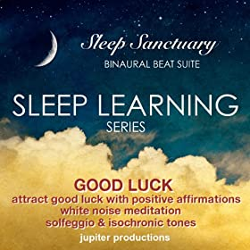 Attract Good Luck While You Sleep